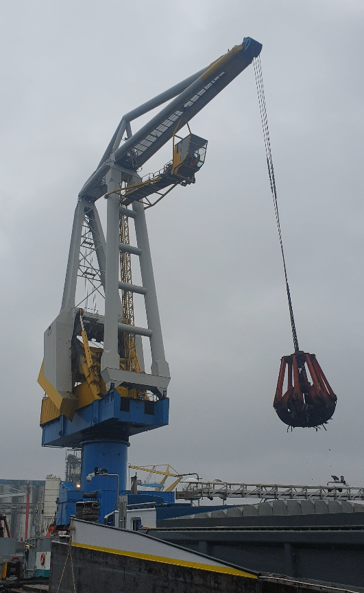 Another crane refurbishment contract