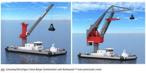 Conoship & KenzFigee introduce cost efficient transshipment solution