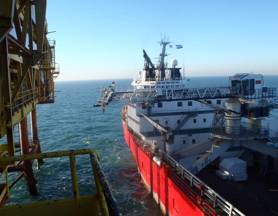 W2W vessel 'Wilson Arctic' preparing for her next job