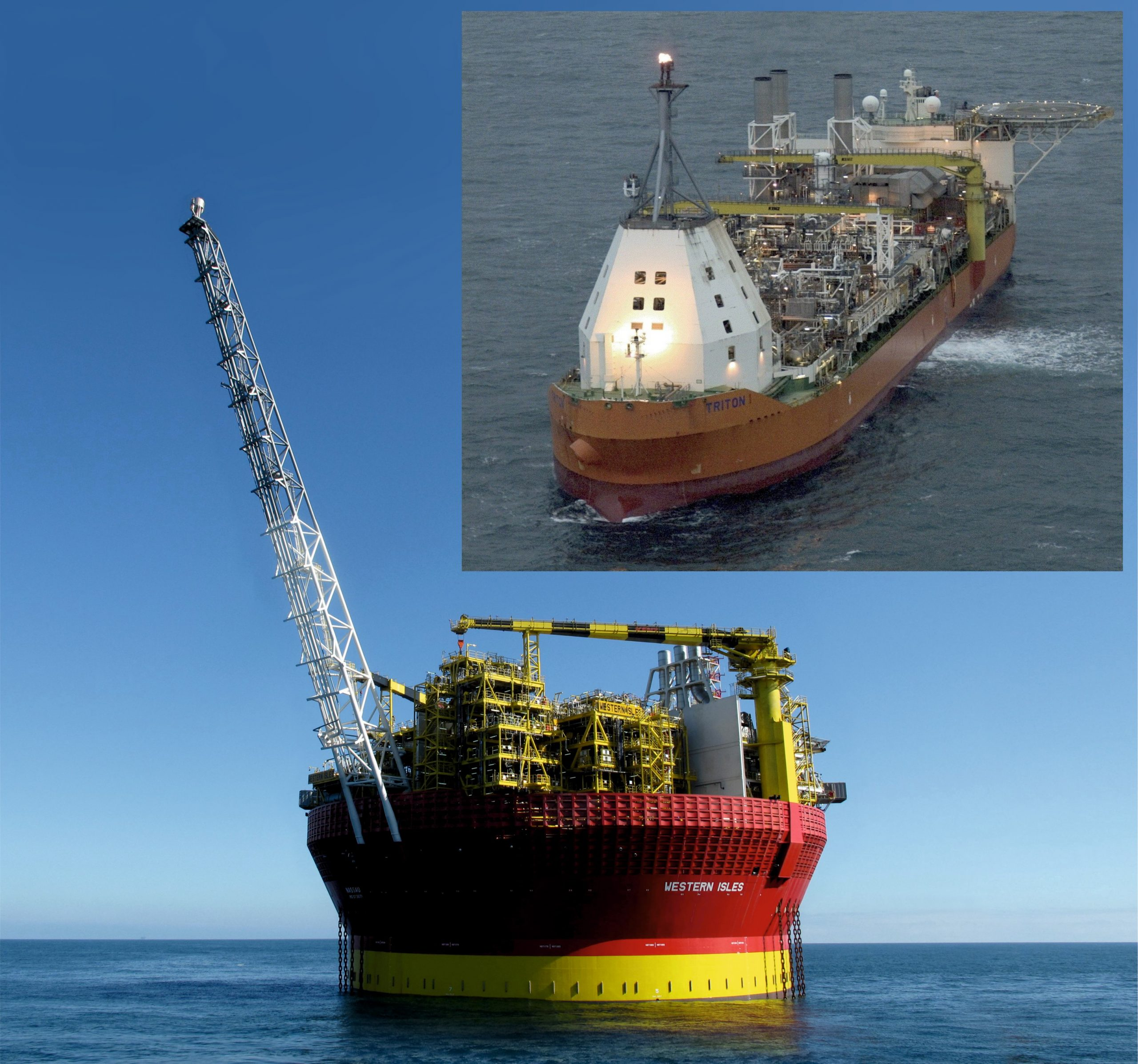 Five-year service contract from Dana Petroleum